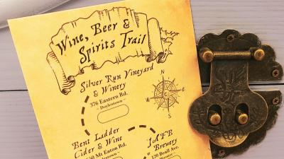 Wine, Beer & Spirits Trail